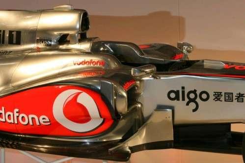 McLaren F1 MP4-25 2010