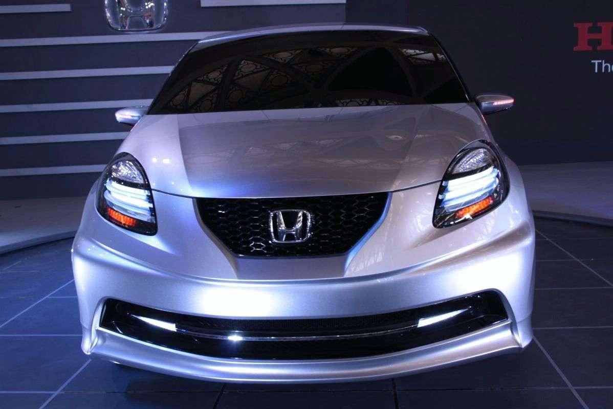 Honda New Small Concept 2010 DELHI