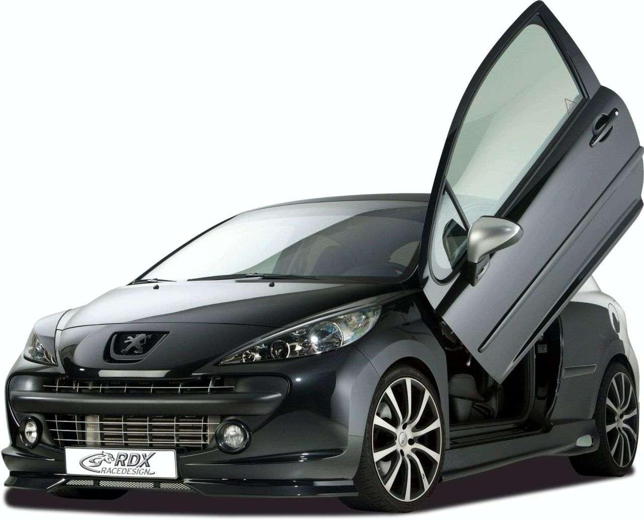 Peugeot 207 CC od firmy RDX RACEDESIGN 2010