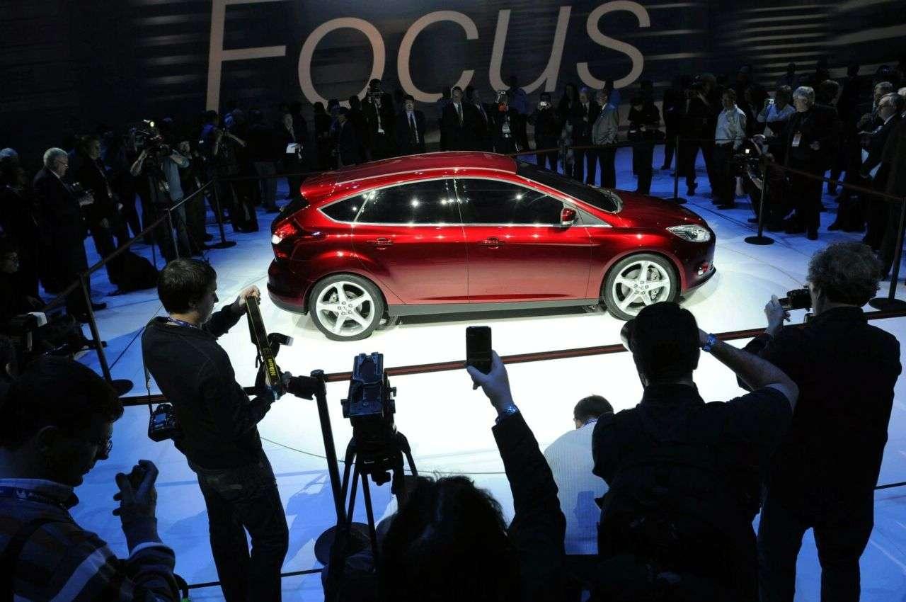 Detroit 2010 Ford Focus 2010