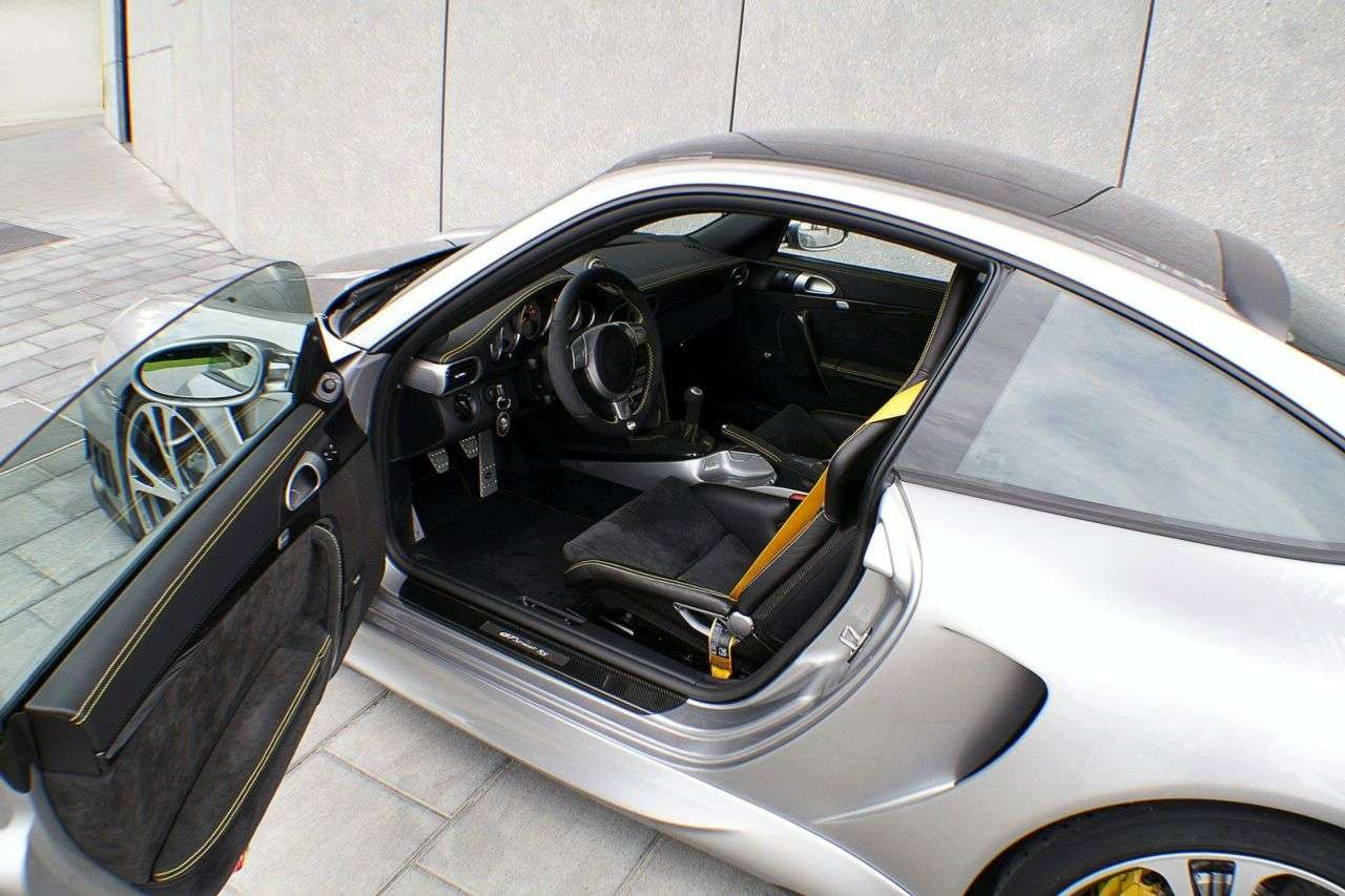 TechArt GT Street RS 2010 rekord