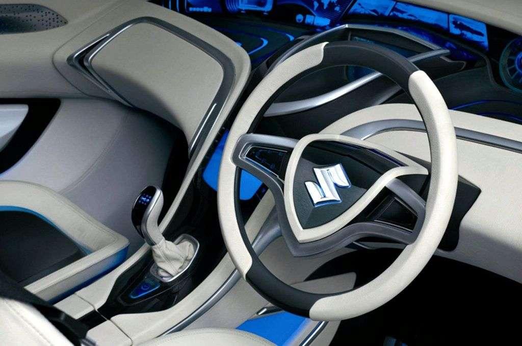 Suzuki R3 Concept 2010 Delhi