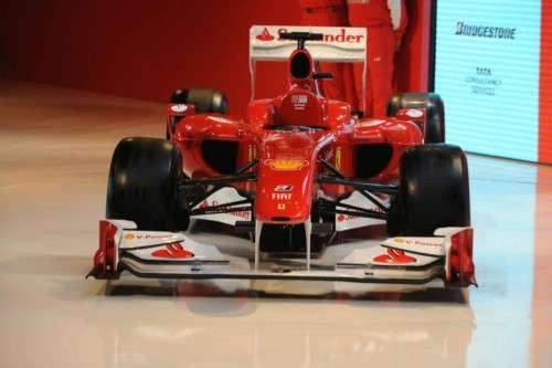 Ferrari F1 F10 2010