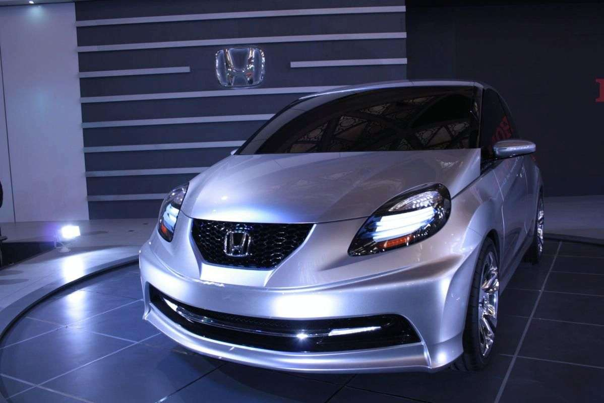 Honda New Small Concept 2010 DELHI