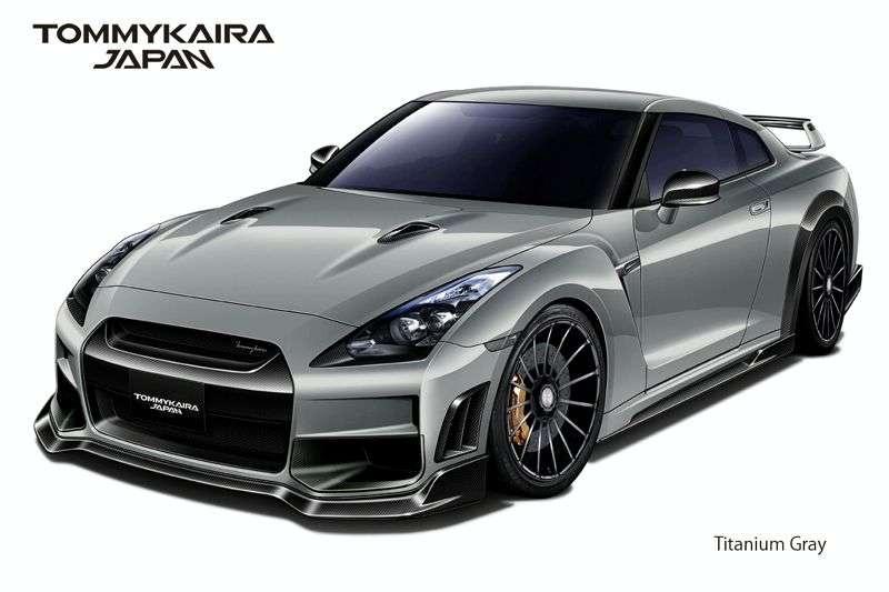 Nissan GT-R od Tommy Kaira Tokio 2010