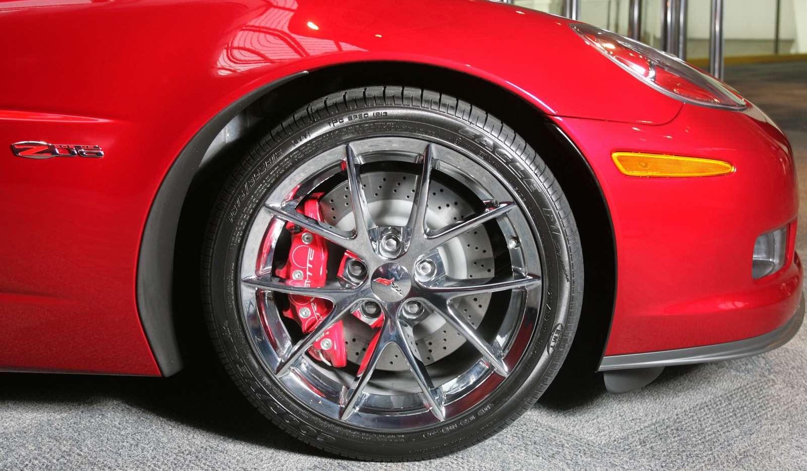 Corvette Z06 Haiti 2010