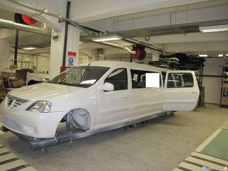 Dacia Logan Limo 2010