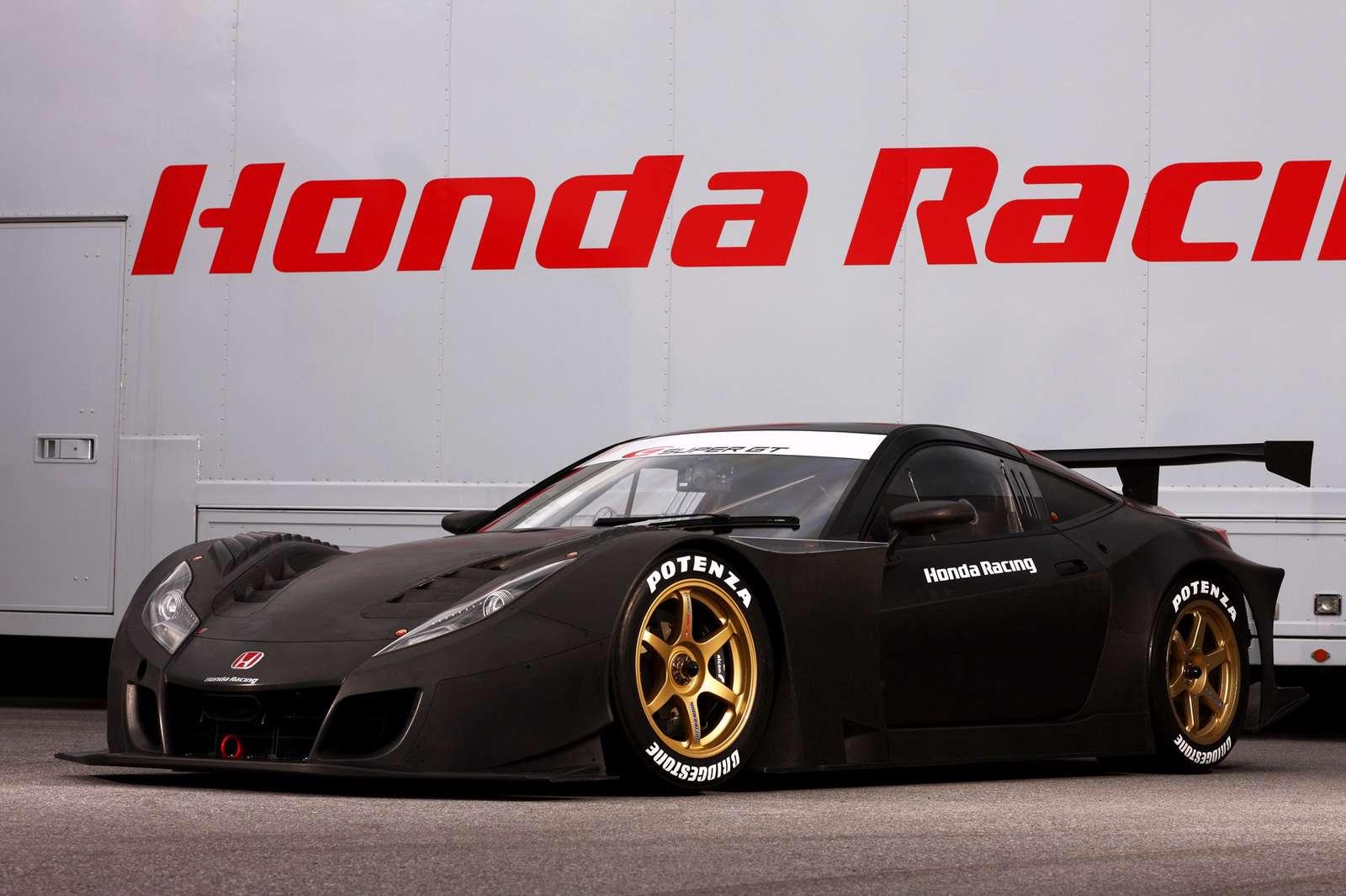 Honda HSV-010 GT 2010 oficjalnie