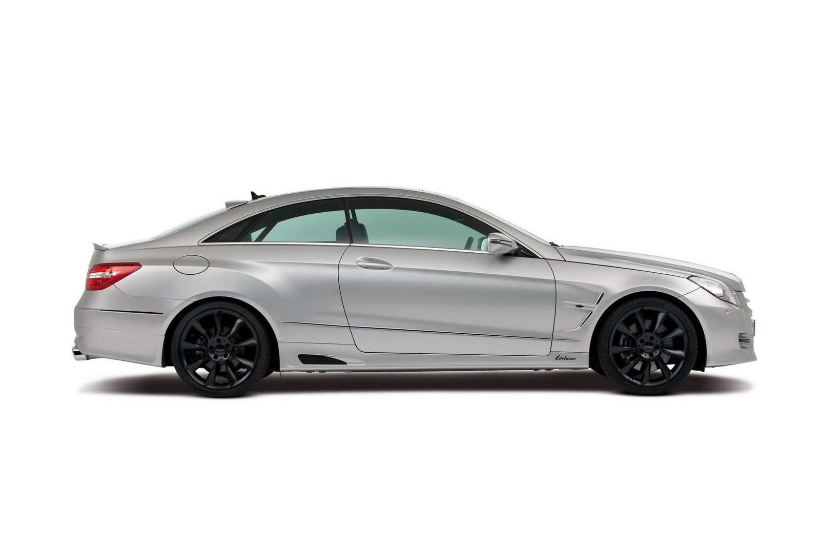 Mercedes E Coupe Lorinser 2010