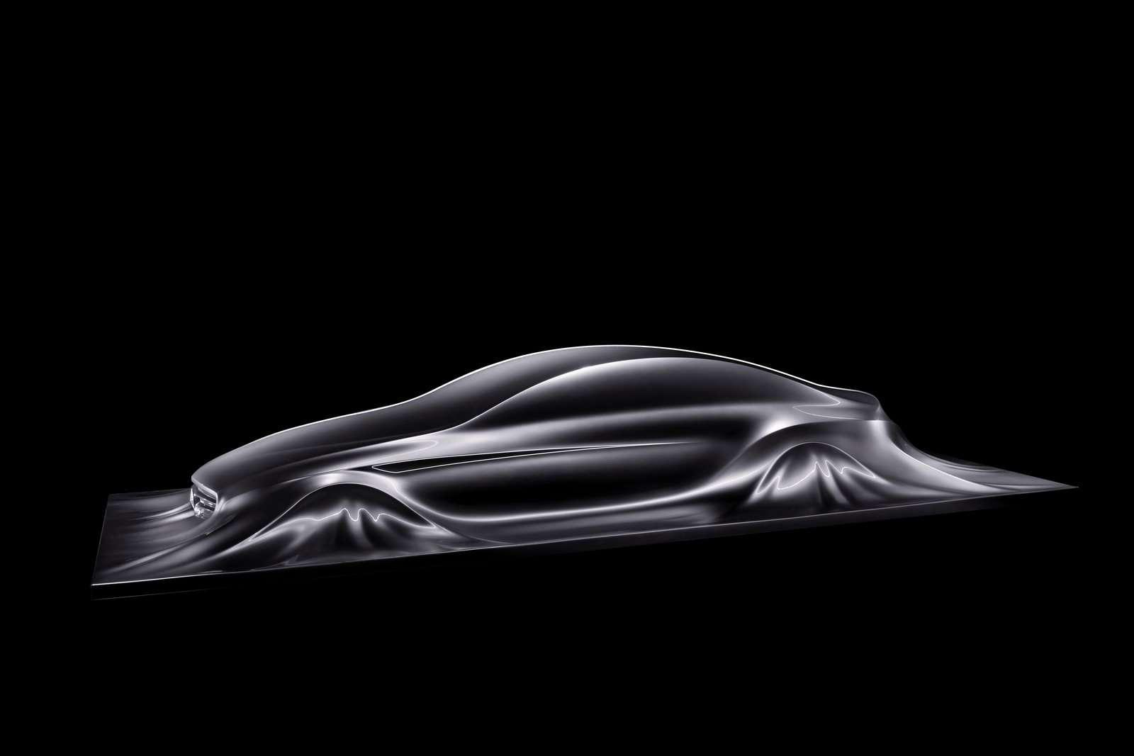 Detroit 2010 Zapowiedz nowego Mercedesa CLS