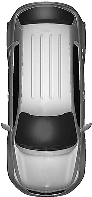 Kia Sportage 2011 EU patent