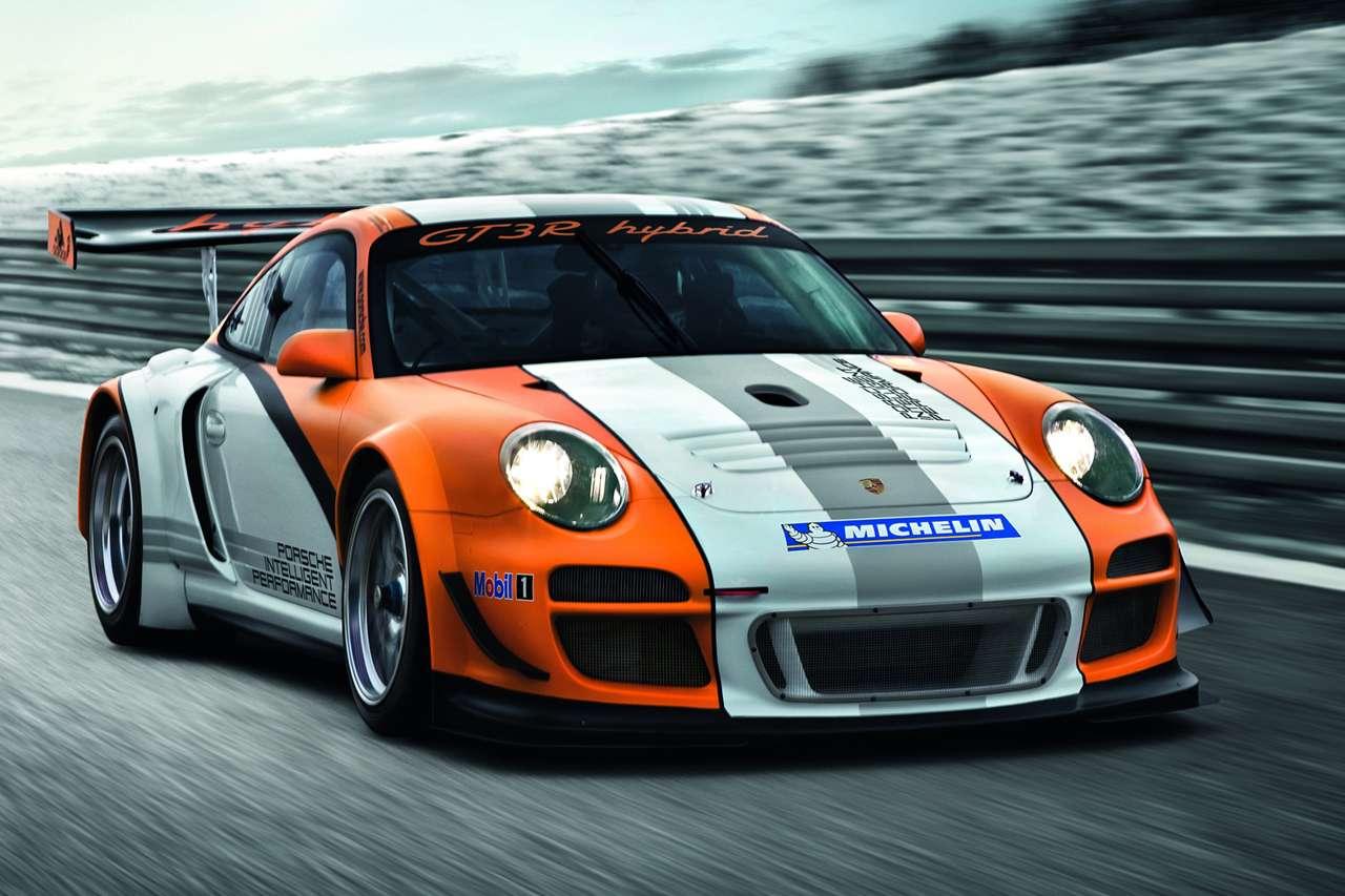 911 GT3 R Hybrid 2010