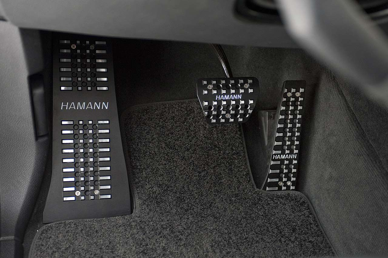 Hamann X6M Tycoon EVO M luty 2010