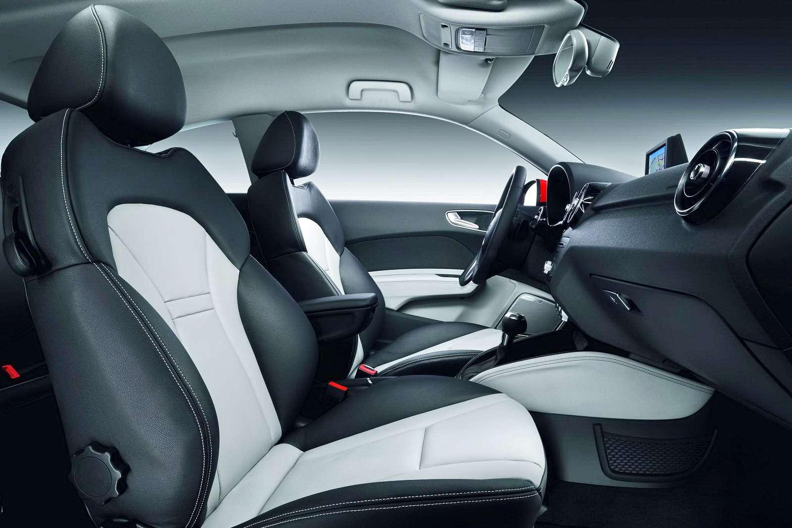 Audi A1 oficjalnie fot 2010