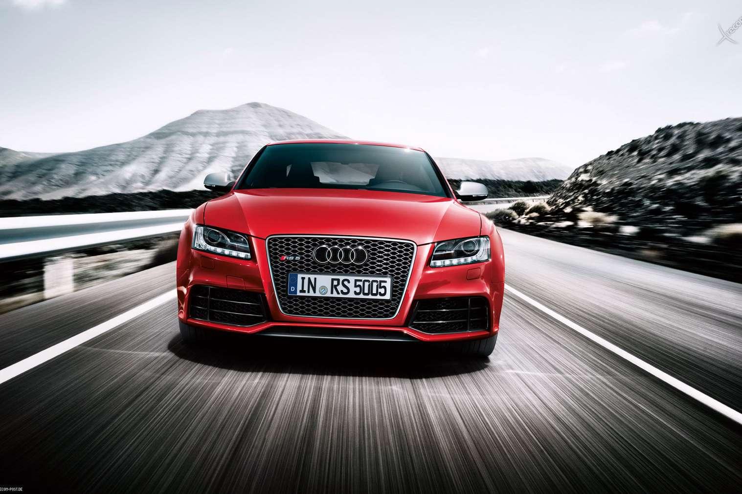 Audi RS5 2011 broszura luty 2010