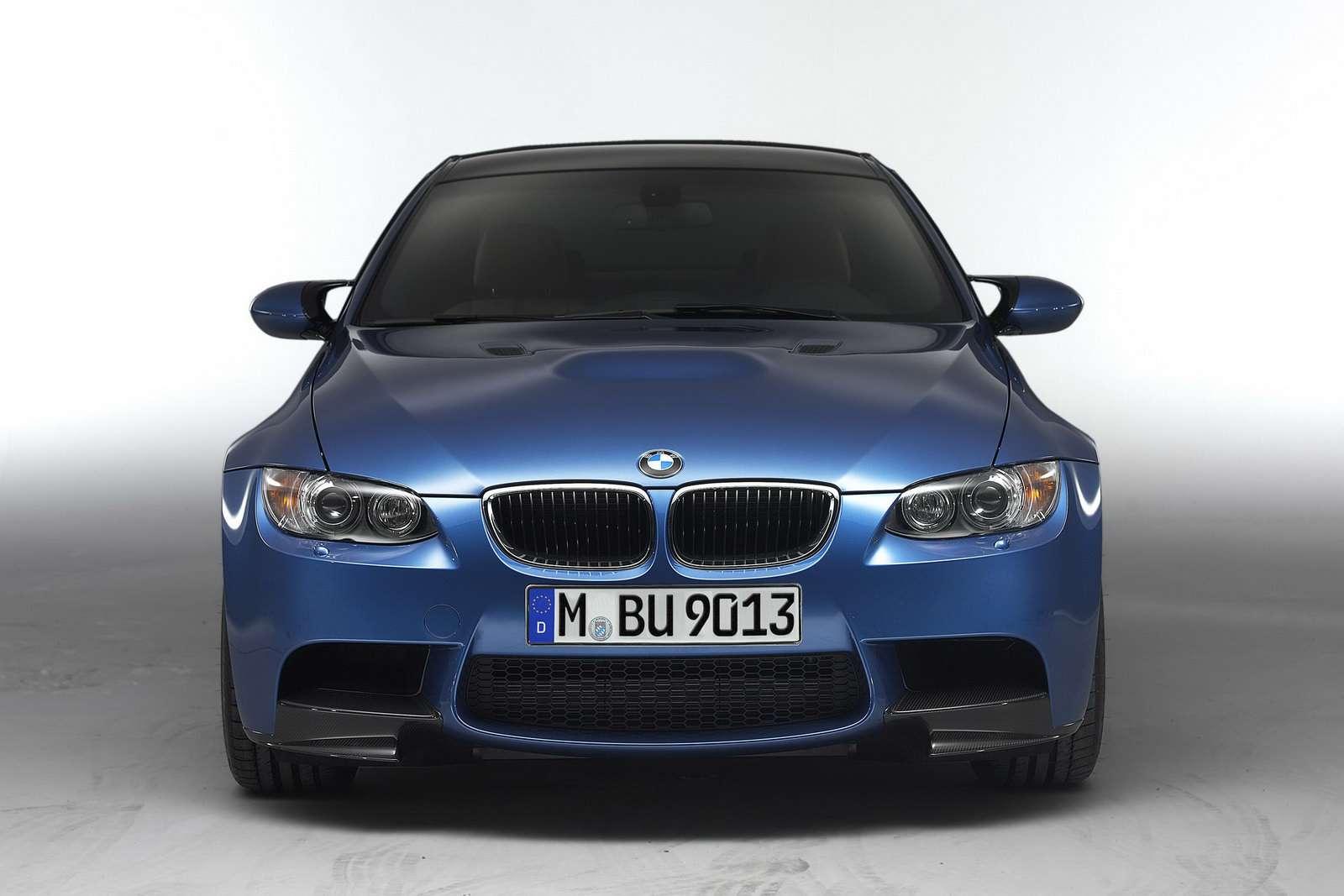 BMW M3 2011 po facelifcie 2010