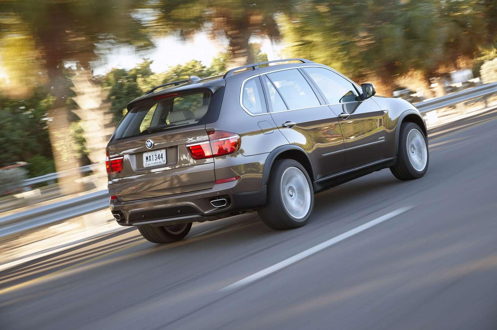 BMW X5 2010 Facelifting Genewa fot