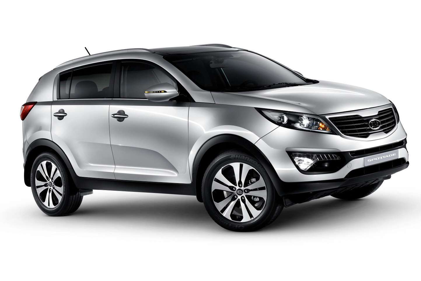 2011 Kia Sportage first official