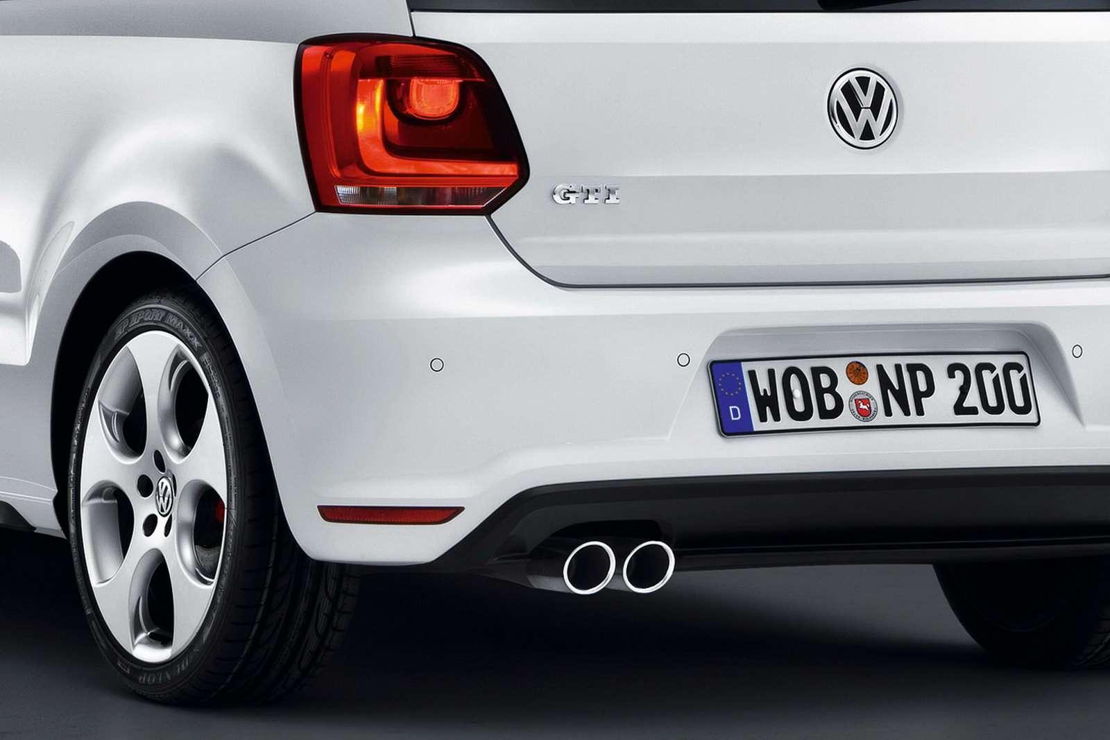 Nowy Volkswagen Polo GTI TSI luty 2010
