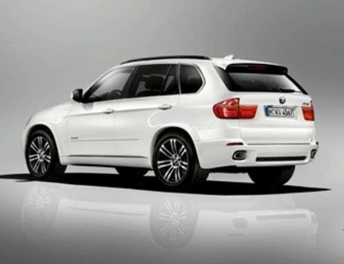 BMW X5 M facelifting 2010 one fot