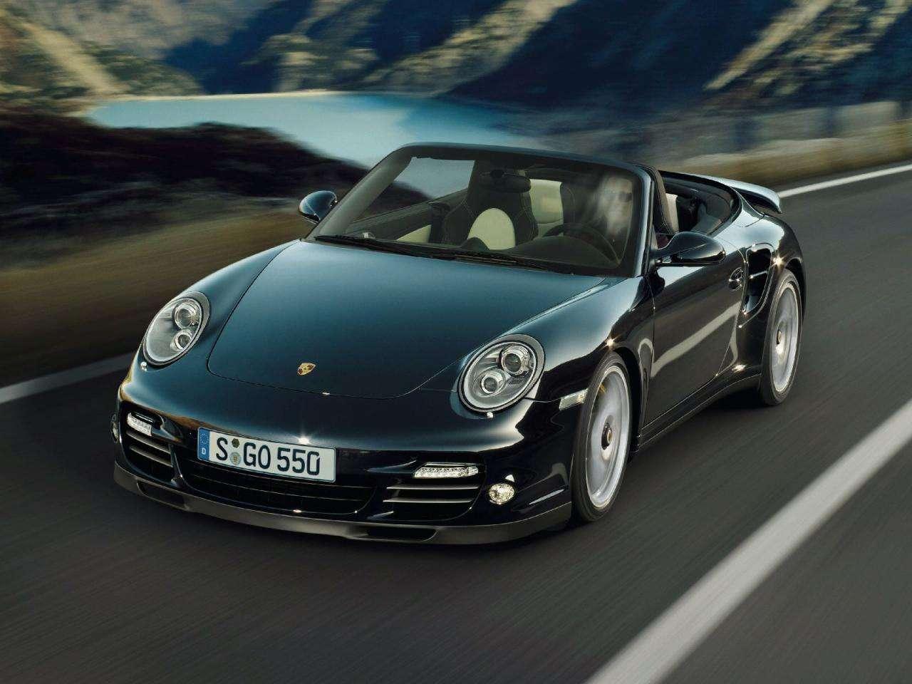 2011 Porsche 911 Turbo S ujawnione 2010