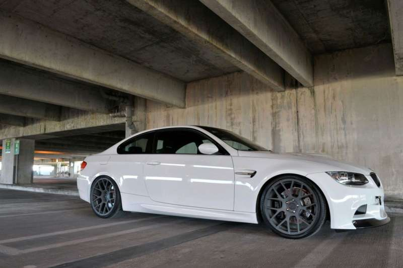 BMW M3 E92 od AVUS Performance 2010