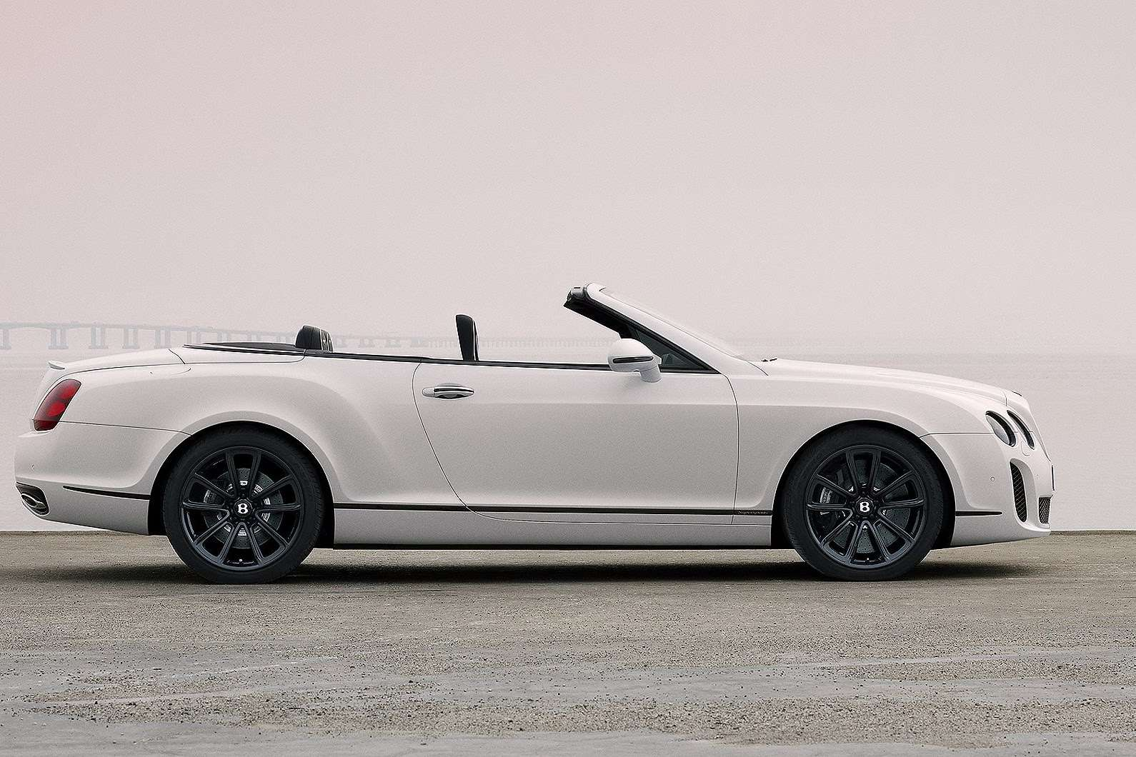 Bentley Continental Convertible Supersports luty 2010