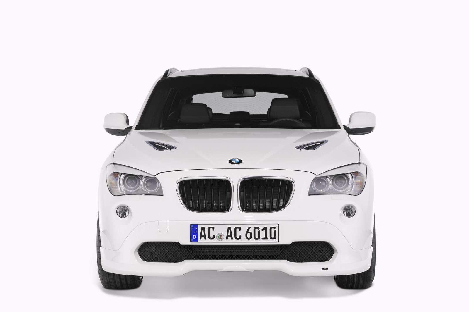 BMW X1 AC Schnitzer luty 2010