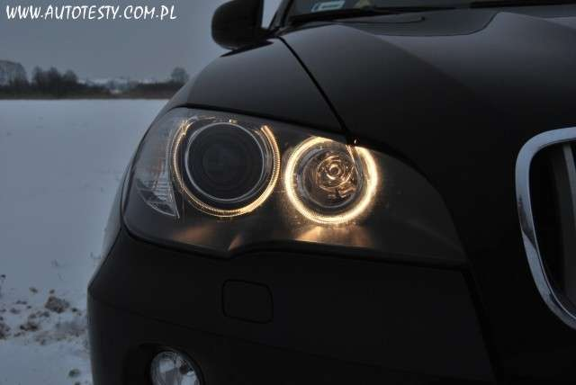 Test BMW X5 luty 2010