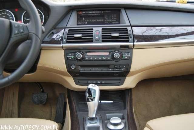 Test BMW X5 luty 2010