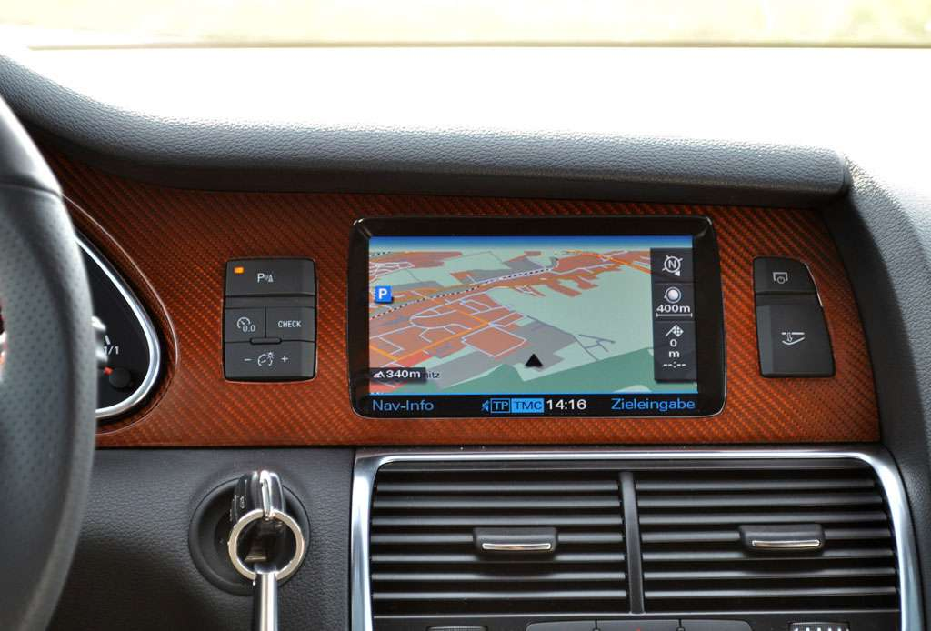 Audi Q7 ENCO Exclusive luty 2010