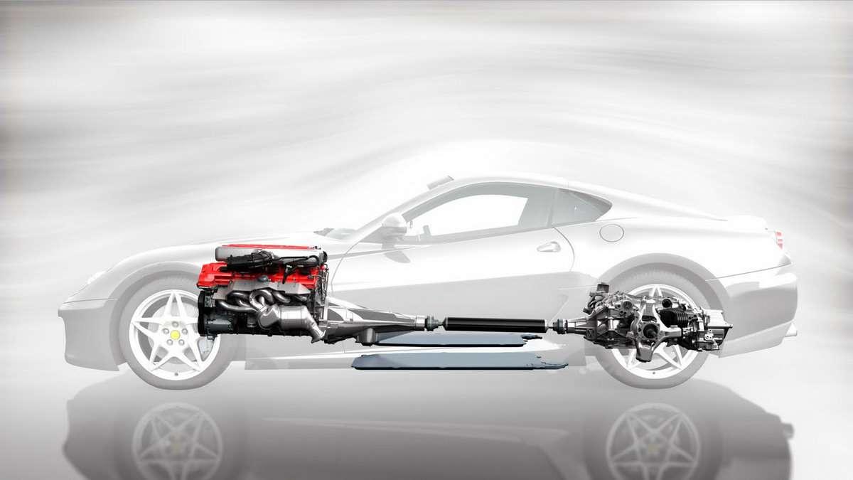 Ferrari 599 Hybrid Concept oficcial luty 2010