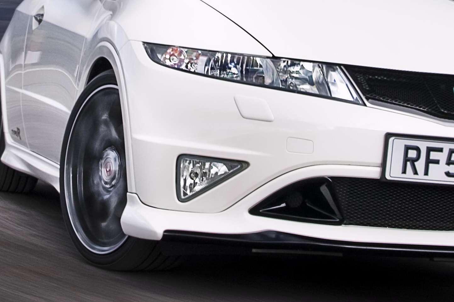 Limitowana Honda Civic Type R MUGEN 200