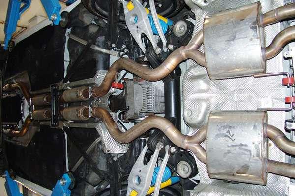 BMW M3 Compressor Manhart 2010 luty