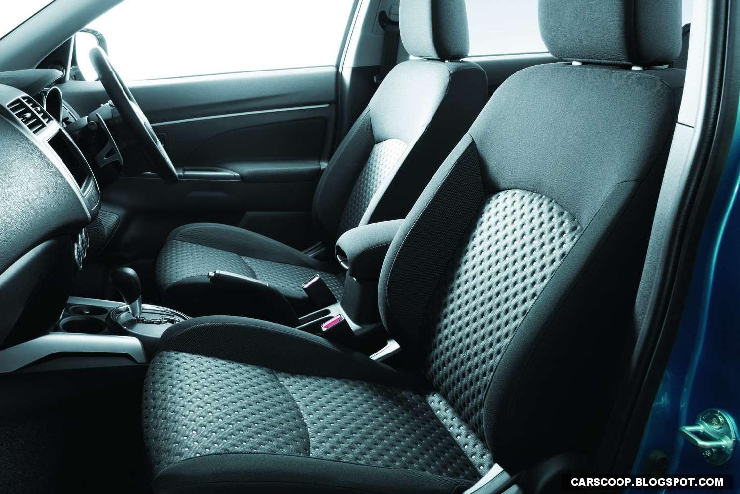 Mitsubishi RVR ASX gallery luty 2010
