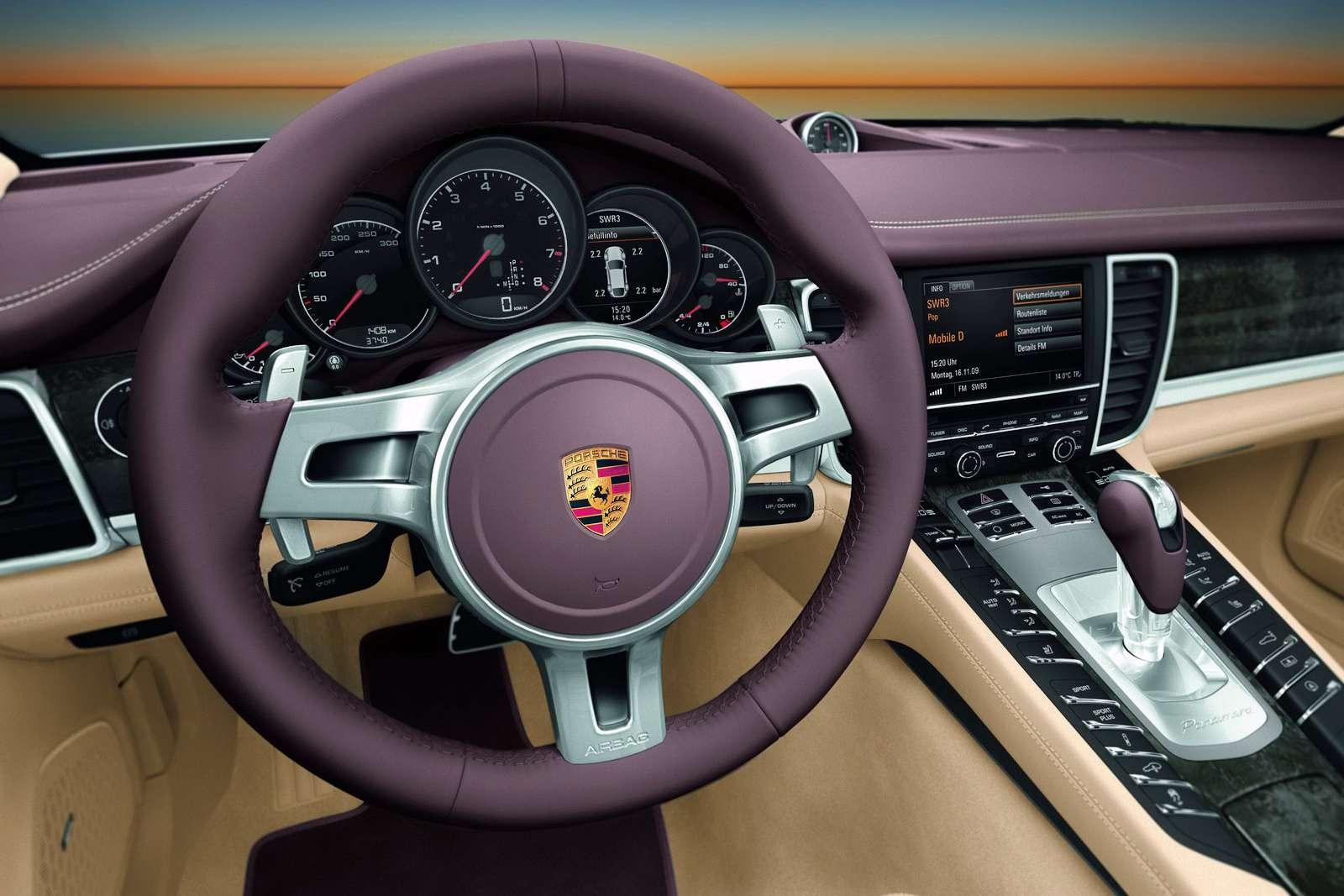 Panamera 300 KM 3.6 V6 fot 2010