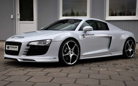 prior audi r8 carbon 1glowne
