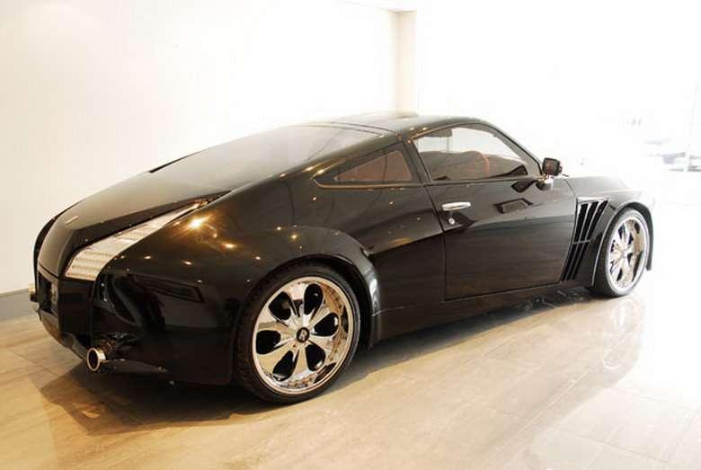 Rolls Nissan GTR fot luty 2010