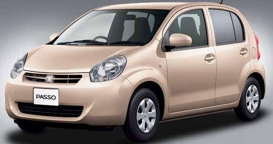 Nowa Toyota Passo i Daihatsu Boon 2010