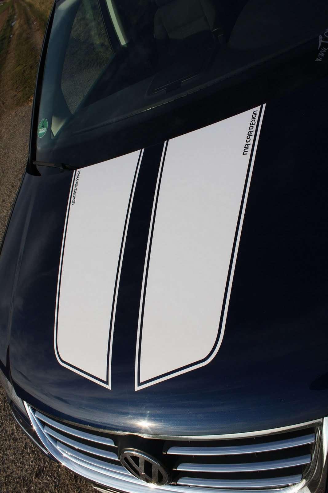Volkswagen Touran MR Car Design 2010