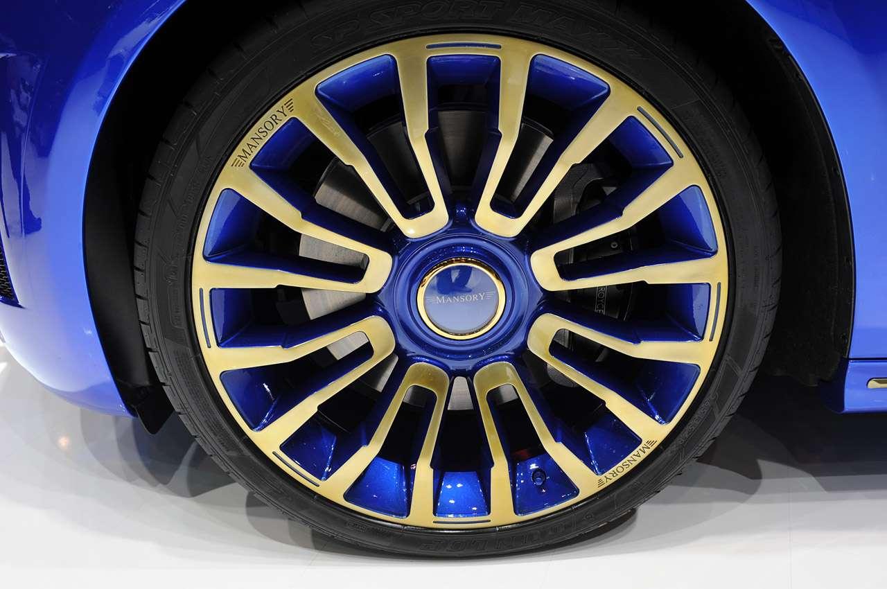 Rolls Royce od Mansory Genewa 2010