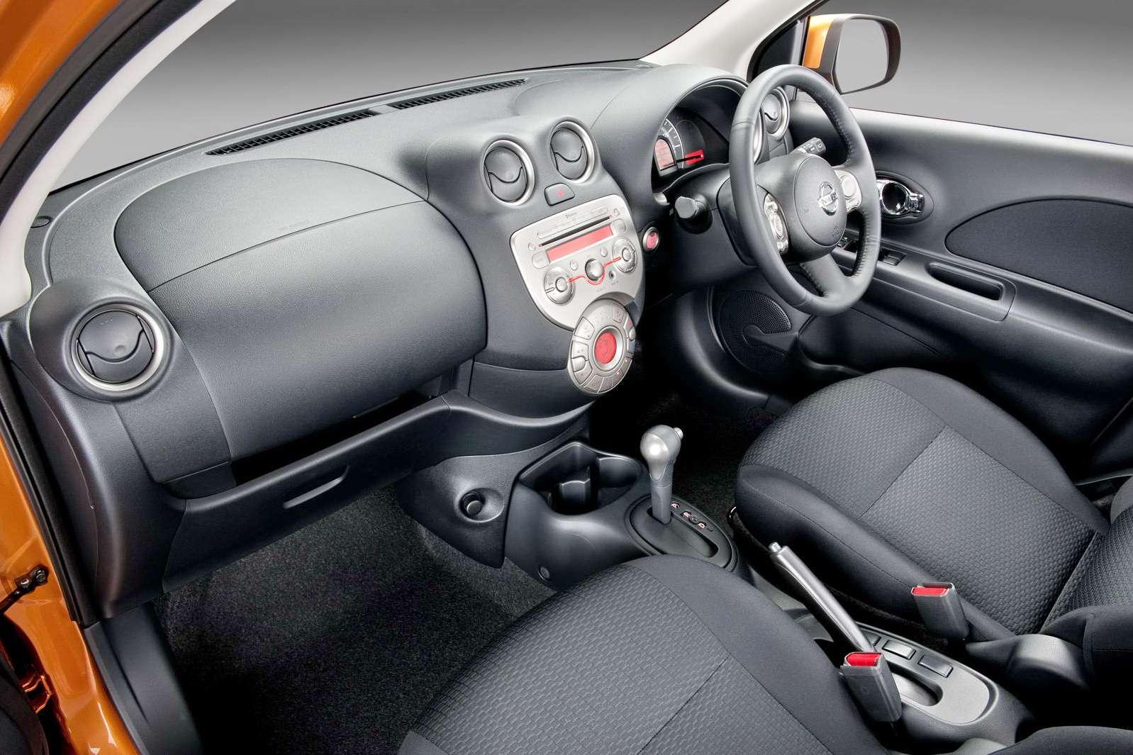 Nissan Micra Genewa 2010