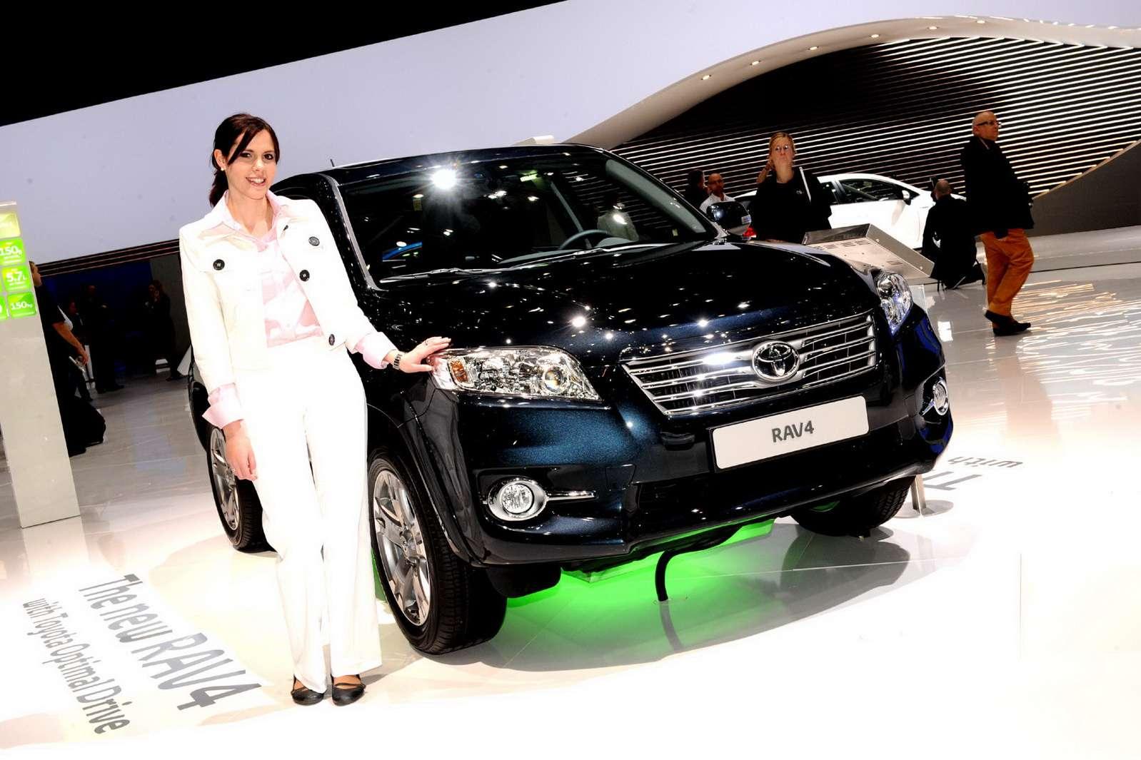 Toyota RAV4 Genewa 2010