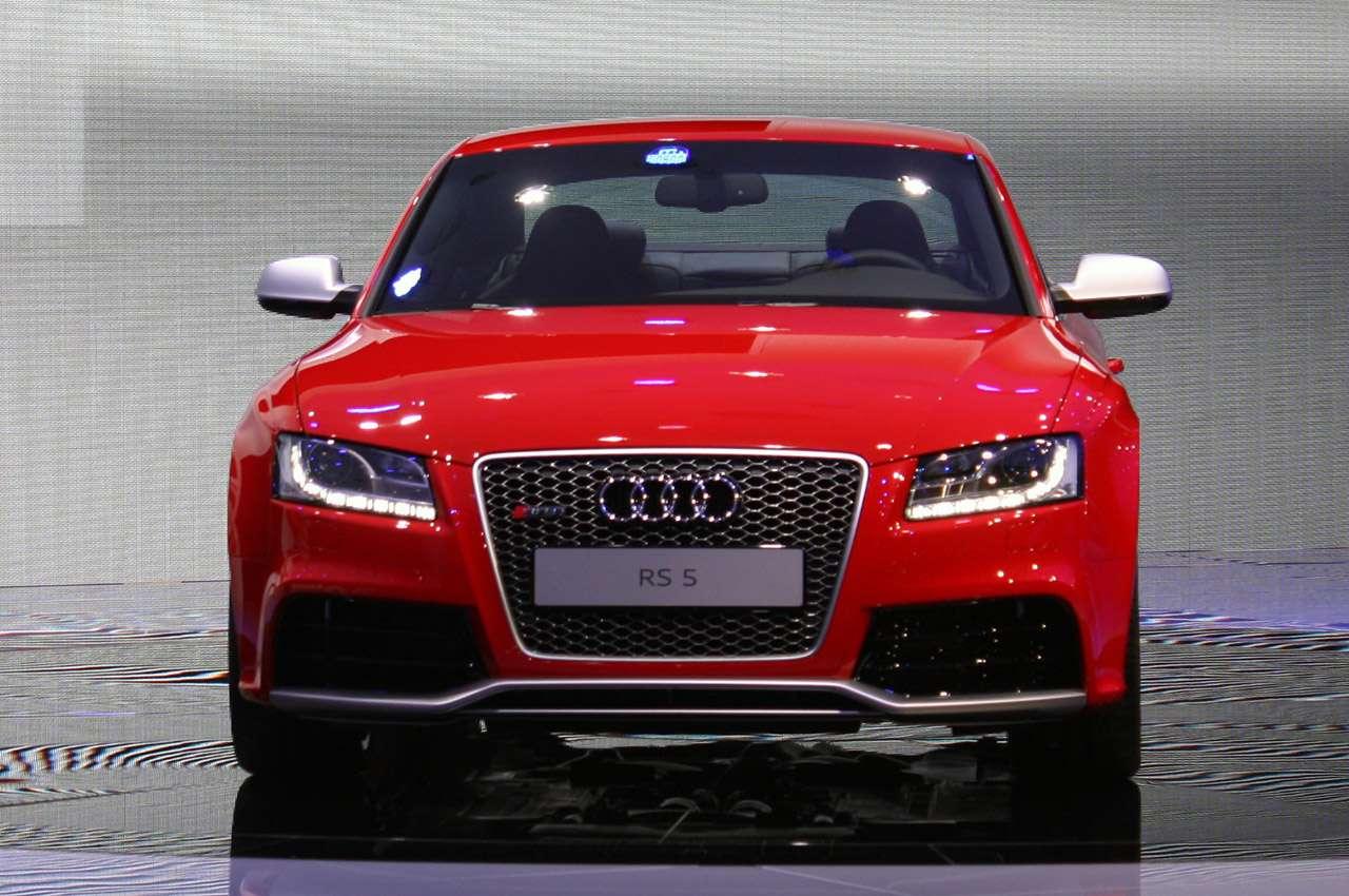 Audi RS5 2010