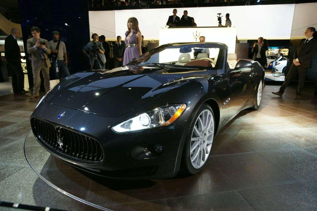 Maserati Alonso marzec 2010