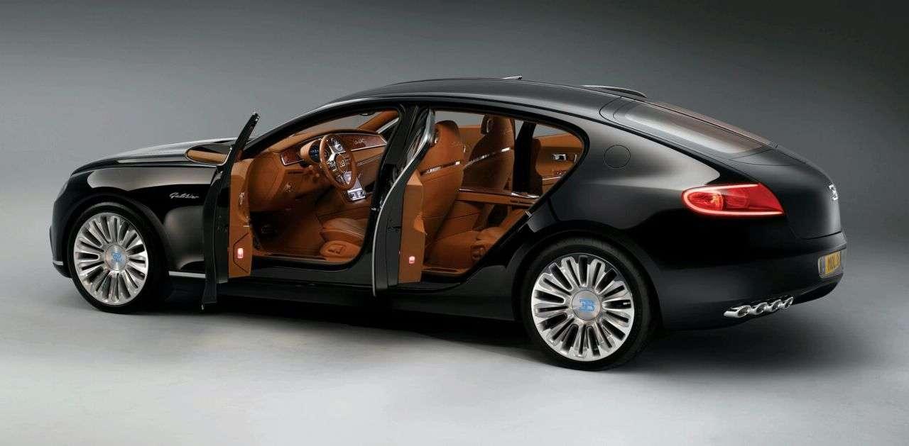 Bugatti 16C Galibier Genewa 2010
