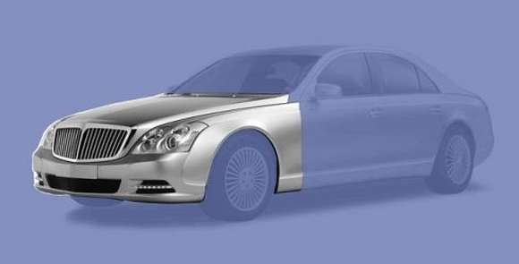 Maybach WCF marzec 2010