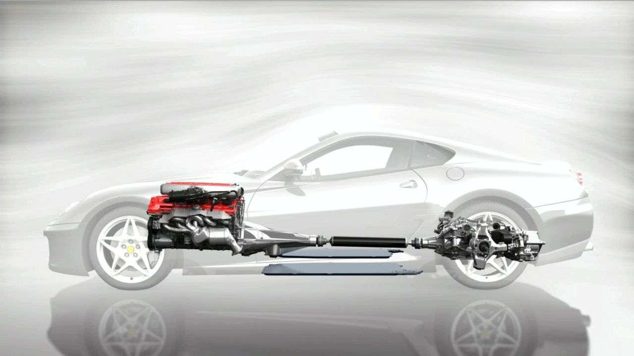 Ferrari 599 Hybrid Concept Genewa 2010