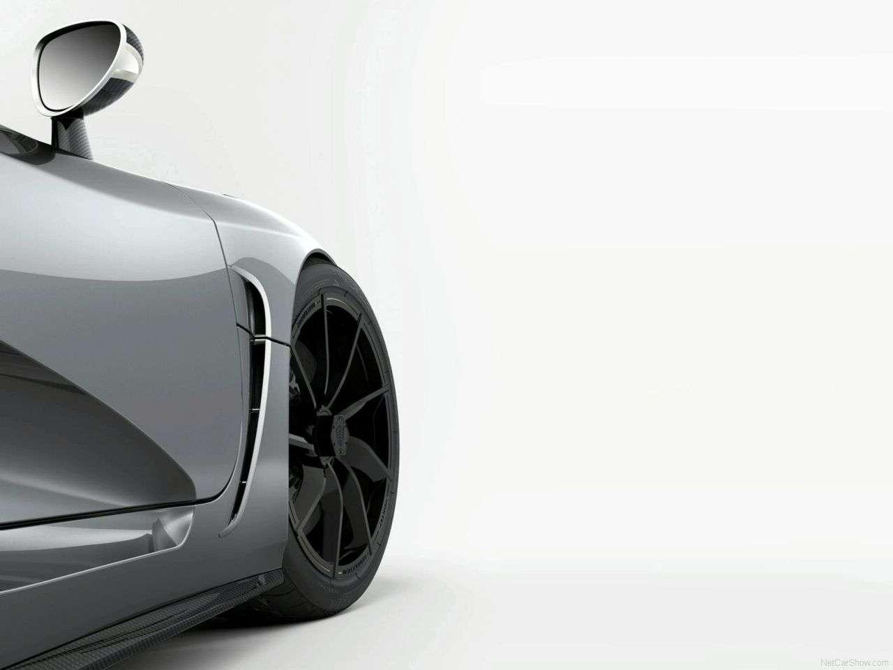 Koenigsegg Agera Concept Genewa 2010