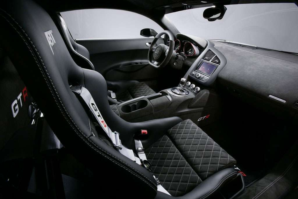 ABT Audi R8 GTR Genewa 2010